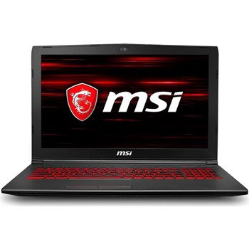 "Laptop MSI GV72 i7-8750H 17.3"" FHD 16GB 240GB M.2+1TB GeForce GTX 1060 6GB W10"